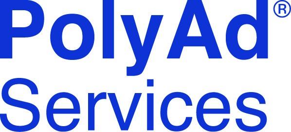 PolyAd Services Logo