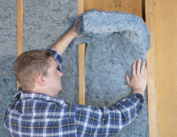 Bonded Logic insulation