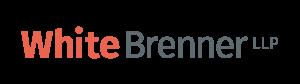 White Brenner logo